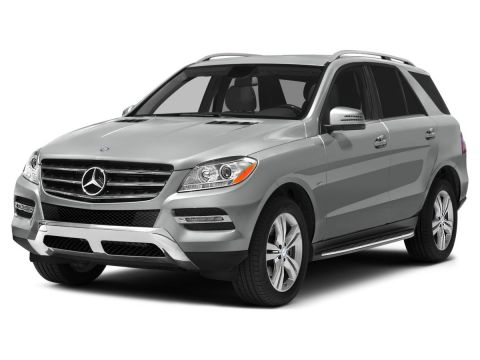 Certified Used Mercedes-Benz M-Class ML 250