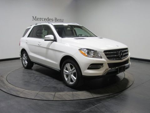 Certified Used Mercedes-Benz ML350