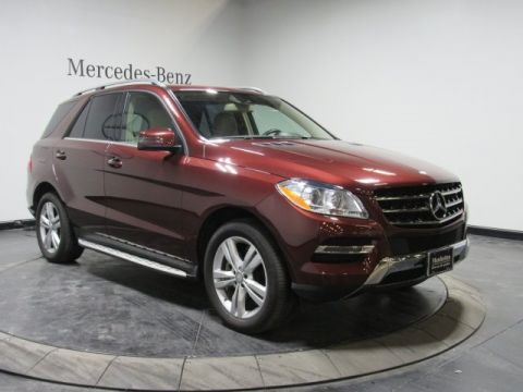 Certified Used Mercedes-Benz ML 350
