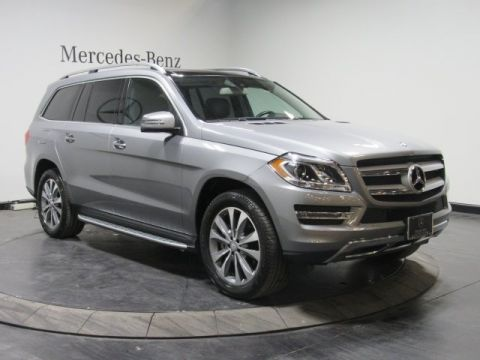 Certified Used Mercedes-Benz GL450