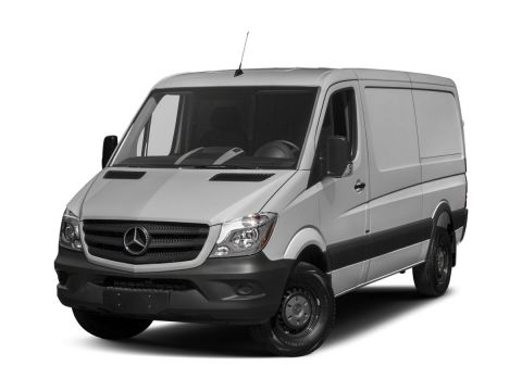 New Mercedes-Benz Sprinter 2500 Cargo Van