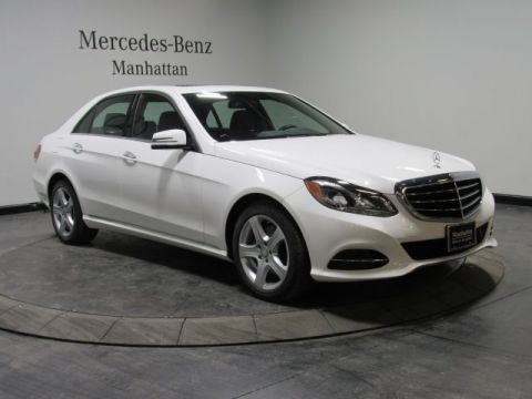 Certified Used Mercedes-Benz E 350