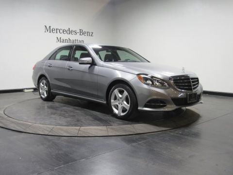 Certified Used Mercedes-Benz E350