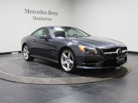 Certified Pre-Owned 2014 Mercedes-Benz SL 550 RWD COUP/RDST