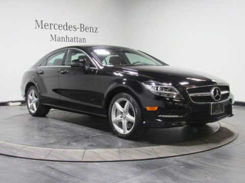 Certified Used Mercedes-Benz CLS550