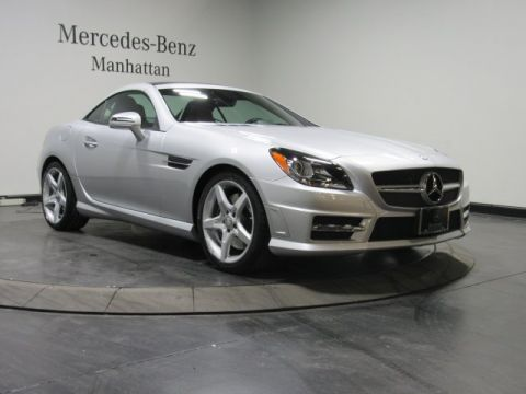 Certified Used Mercedes-Benz SLK SLK 250 Sport