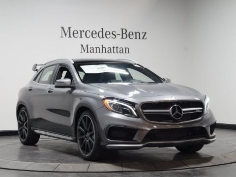 New 2017 Mercedes-Benz GLA 45 AMG® SUV