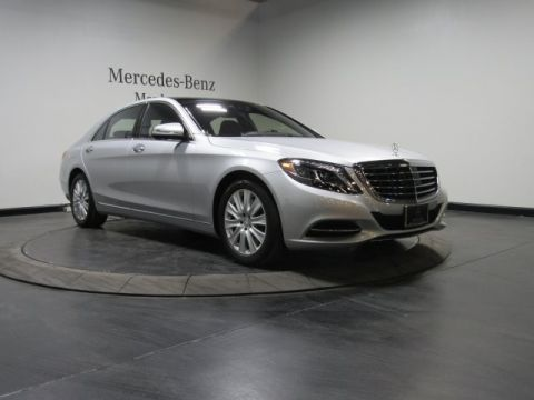 Certified Used Mercedes-Benz S550