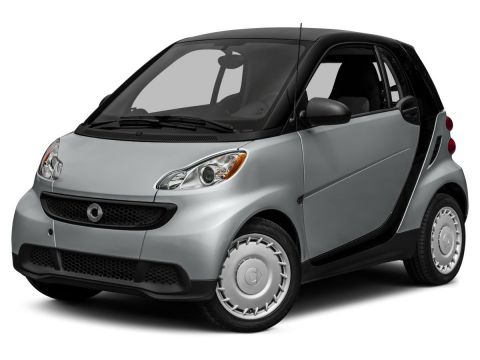 Certified Pre-Owned 2015 smart Fortwo  RWD 2D Coupe