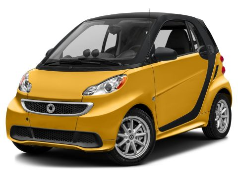 Certified Used smart smart fortwo coupe