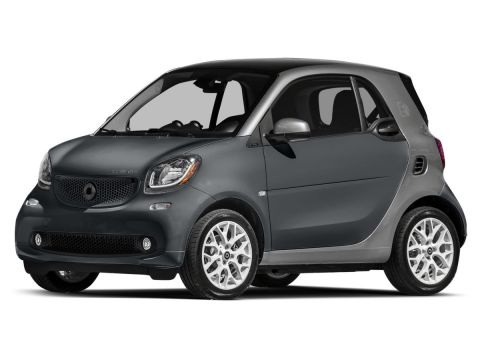 New smart smart fortwo coupe
