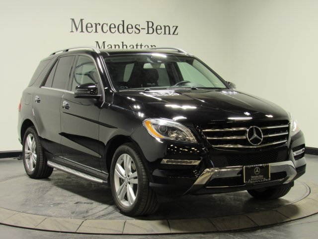 certified pre owned 2014 mercedes benz ml350 4d sport