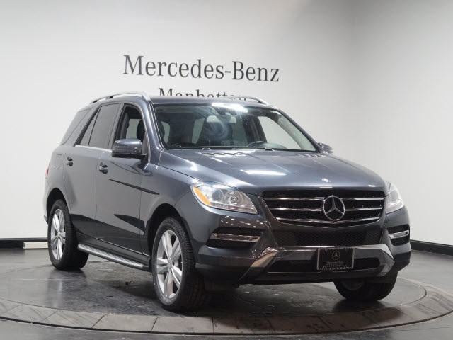certified pre owned 2014 mercedes benz ml350 suv in new