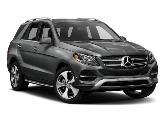 New 2017 Mercedes-Benz GLE GLE350
