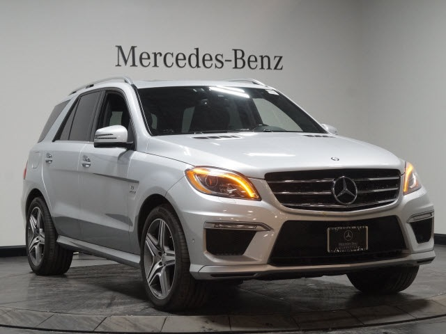 Certified pre owned 2014 mercedes benz m class ml 63 suv for Pre owned mercedes benz ny