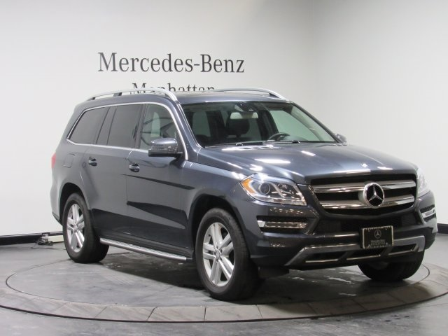 Certified pre owned 2014 mercedes benz gl gl 450 suv in for Pre owned mercedes benz ny