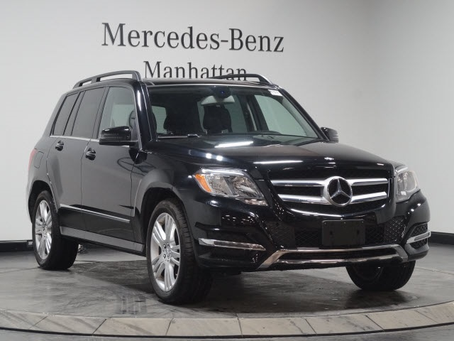 Certified pre owned 2014 mercedes benz glk350 4d sport for Pre owned mercedes benz ny