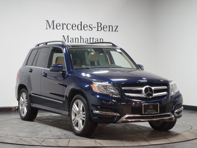 Certified pre owned 2015 mercedes benz glk 350 suv in new for Pre owned mercedes benz ny