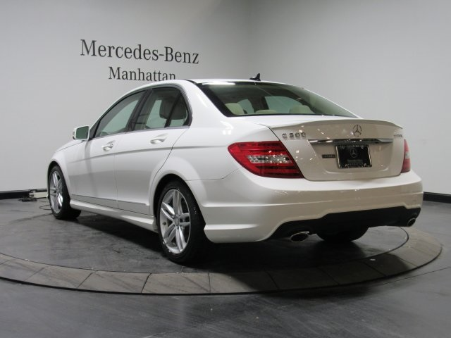 Certified pre owned 2014 mercedes benz c class c 300 sport for Pre owned mercedes benz ny