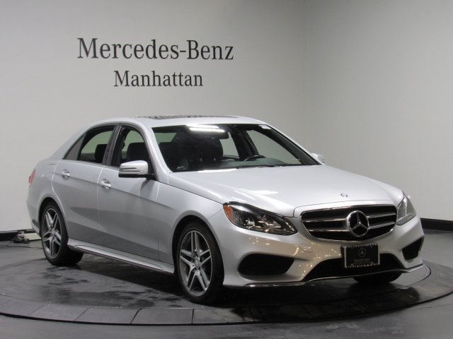 Certified pre owned 2014 mercedes benz e350 sedan in new for Pre owned mercedes benz ny