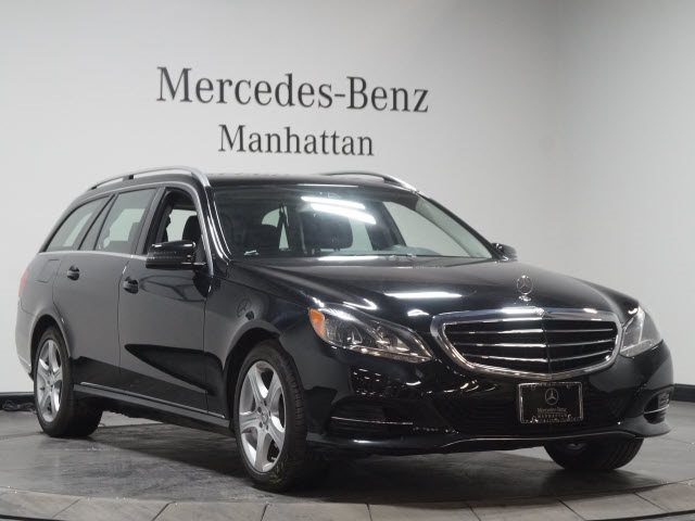Certified pre owned 2014 mercedes benz e class e 350 wagon for Pre owned e class mercedes benz