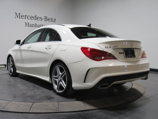 Certified pre owned 2014 mercedes benz cla cla 250 sport for Pre owned mercedes benz ny