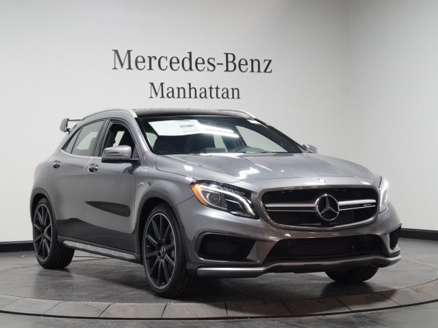 New 2017 mercedes benz gla gla 45 amg suv suv in new york for Mercedes benz amg suv price
