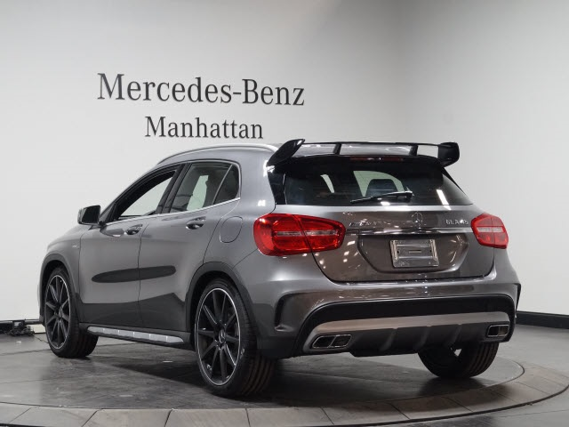 new 2017 mercedes benz gla gla 45 amg suv suv in new york 170601 mercedes benz manhattan. Black Bedroom Furniture Sets. Home Design Ideas