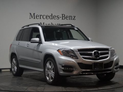 Certified pre owned 2015 mercedes benz glk 350 suv in new for Largest mercedes benz dealer in usa